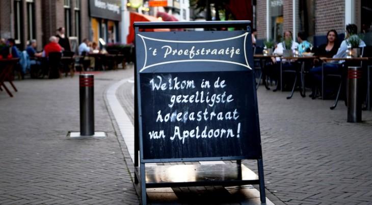 restaurant recht apeldoorn menukaart