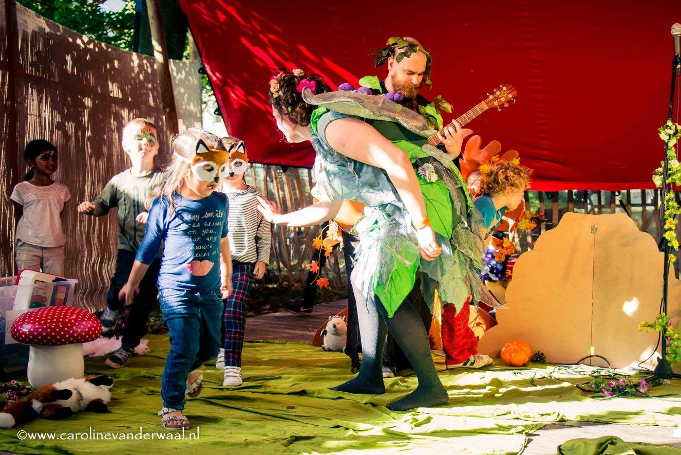 Dit weekend: Festival Roots in the Woods, gratis toegang >>